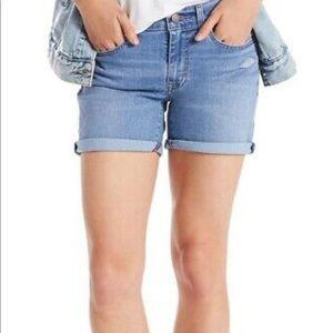 Levi's 'Vintage Soft' Mid Length Shorts Size 31